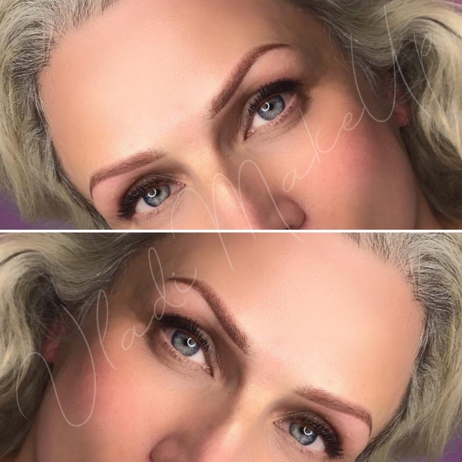 Перманентный макияж, брови, купить