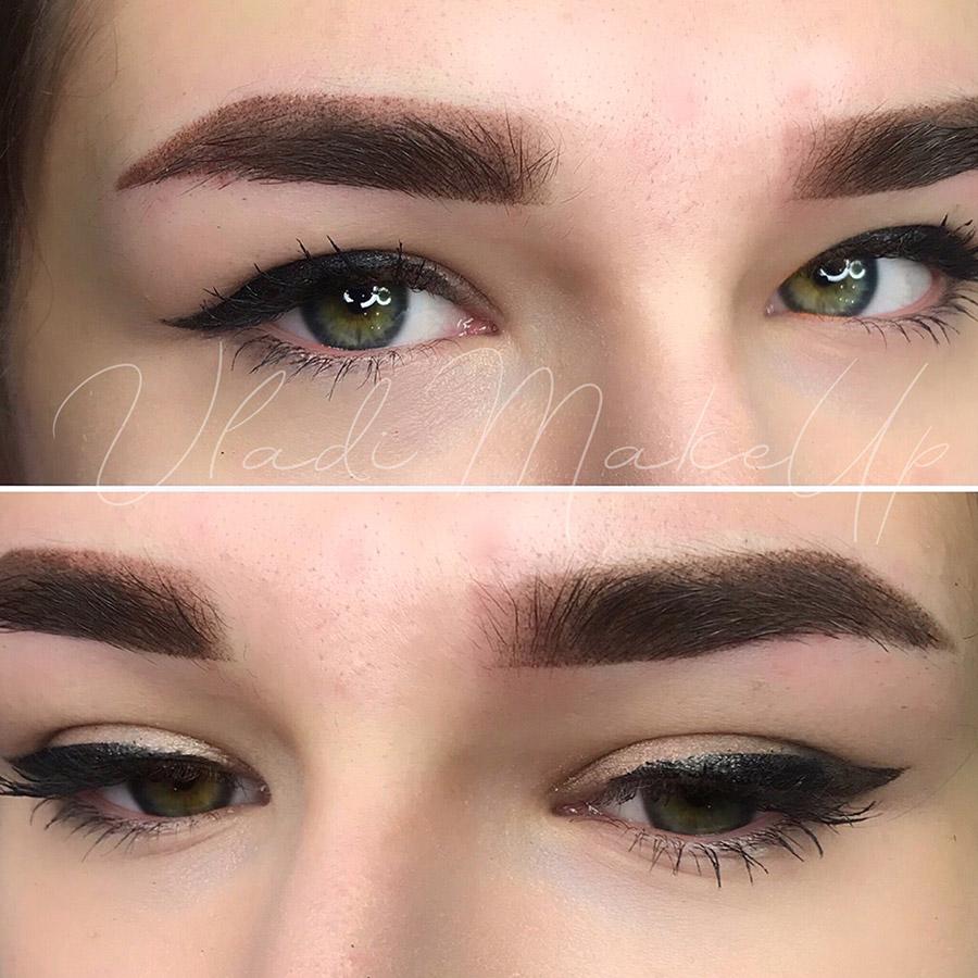 Обучение перманентному макияжу, Киев